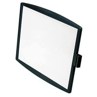 Fellowes 75905 Partition Additions 15 3/8 inch x 13 1/4 inch White Dry-Erase Board