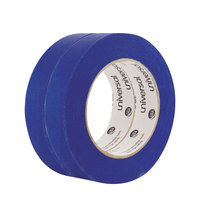 Universal UNVPT14025 1 inch x 60 Yards Blue Painter's Tape - 2/Pack