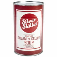 Silver Skillet 550EL 50 oz. Cream of Celery Soup - 12/Case