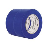 Universal UNVPT14049 2 inch x 60 Yards Blue Painter's Tape - 2/Pack