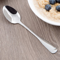 World Tableware 965 001 Columbus 6 3/8 inch 18/0 Stainless Steel Heavy Weight Teaspoon - 36/Case