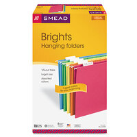Smead 64159 Legal Size Hanging File Folder - 25/Box