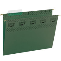 Smead 64036 TUFF Letter Size Hanging File Folder - 20/Box