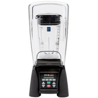 Waring MX1500XTX Xtreme 3 1/2 hp Commercial Blender with Programmable Keypad & LCD Screen, Adjustable Speed, and 64 oz. Copolyester Container