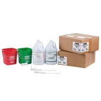 Noble Products 3 Qt. / 96 oz. Cleaning and Sanitizing Kit