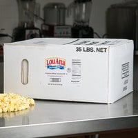 LouAna 35 lb. Bag-in-Box White Coconut Oil