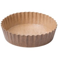 Solut 22078 8 oz. Oven Safe Paper Baking Cup with Extruded Polymer Coating - 720/Case