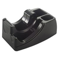 Officemate 96690 Black Recycled 2-in-1 Heavy Duty Desktop Tape Dispenser