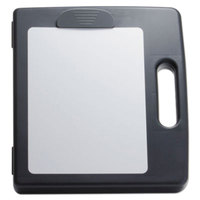 Officemate 83382 1/2 inch Capacity 8 1/2 inch x 11 inch Portable Dry Erase Clipboard Case
