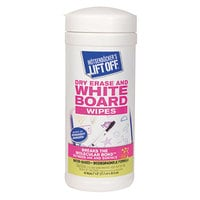 Motsenbocker's Lift Off 42703EA 40-Count 7 inch x 12 inch Dry Erase Wipes