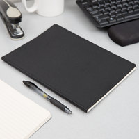 TOPS 56879 Idea Collective 7 1/2 inch x 10 inch Wide Ruled Softcover Journal   - 2/Pack
