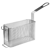 Waring WPC100LB Large Rectangular Pasta Cooker Basket with Front Hook