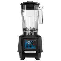 Waring TBB160 2 hp Torq 2.0 Blender with Electronic Touchpad Controls, Countdown Timer, and 48 oz. Co-Polyester Container