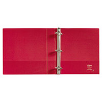 Avery 27202 Red Durable Non-View Binder with 1 1/2 inch Slant Rings