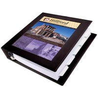 Avery 68058 Black Heavy-Duty Framed View Binder with 1 1/2 inch Locking One Touch EZD Rings