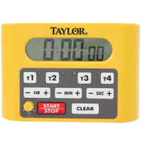 Taylor 5839N Digital 4 Channel 10 Hour Commercial Kitchen Timer