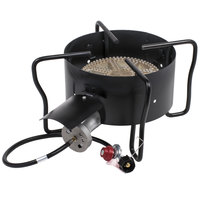 Backyard Pro Outdoor Range / Patio Stove with Hose Guard - 210,000 BTU