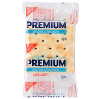 Nabisco 2-Count (.2 oz.) Premium Saltine Crackers - 500/Case