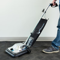 Lavex Janitorial 12 inch Upright Bagged Vacuum Cleaner
