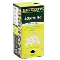 Bigelow Jasmine Green Tea Bags - 28/Box