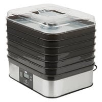 Weston 75-0401-W 6-Tray Food Dehydrator - 500W