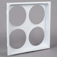 Avantco 360COVER4 4-Hole Can Holder