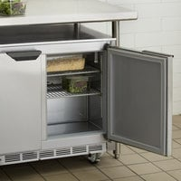 Beverage-Air UCR34HC-23 34 inch Shallow Depth Low-Profile Undercounter Refrigerator