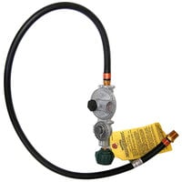 Crown Verity ZCV-2200 Liquid Propane 2-Stage Hose and Regulator Assembly