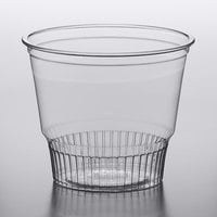 Choice 12 oz. Clear Plastic Dessert Cup   - 50/Pack
