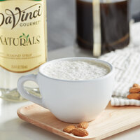 DaVinci Gourmet 750 mL All-Natural Almond Flavoring Syrup