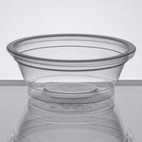Choice 0.5 oz. Clear Plastic Souffle Cup / Portion Cup - 2500/Case