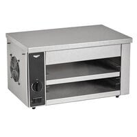 Vollrath CM2-12020 JW1 19 inch Countertop Cheese Melter - 120V