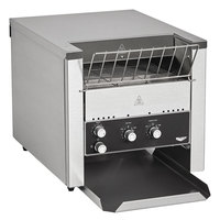Vollrath CT4-208800 JT2 Conveyor Toaster with 1 1/2 inch Opening - 208V, 2800W