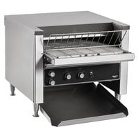 Vollrath CT4-2082000 JT2000 Conveyor Toaster with 1 1/2 inch Opening - 208V, 4800W