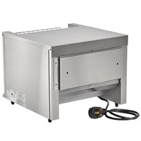 Vollrath CT4BH-2401400 JT3BH Conveyor Toaster with 1 1/2 inch-3 inch Opening - 240V, 3600W