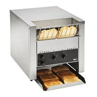 Vollrath CT4-120450 JT2 Conveyor Toaster with 1 1/2 inch Opening - 120V, 1700W