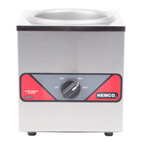 Nemco 6110A Single Well 4 Qt. Countertop Warmer - 120V