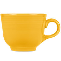 Fiesta Tableware from Steelite International HL452342 Daffodil 7.75 oz. China Cup - 12/Case