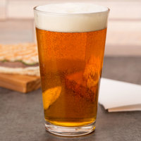 Core 16 oz. Pint Glass / Beer Glass - 24/Case
