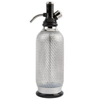 iSi 106001 Classic SodaMaker Plastic / Stainless Steel Mesh Soda Siphon - 1 Liter