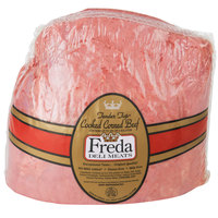 Freda Deli Meats 6.75 lb. Tender Top Cooked Corned Beef