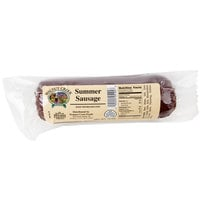 Walnut Creek Foods 12 oz. Beef Summer Sausage - 12/Case
