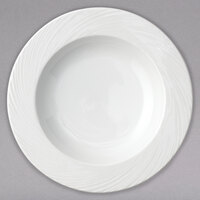 Arcoroc FK770 Candour Cirrus 12 oz. White Porcelain Soup Bowl by Arc Cardinal - 12/Case