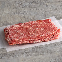 Hometown Pride 8 oz. Tender Sliced Chunked and Formed Sirloin Sandwich Slices - 10 lb.