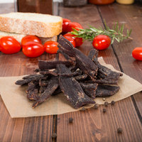 Lancaster County Farms Original Flavor 1 inch Beef Jerky Tips - 1 lb.