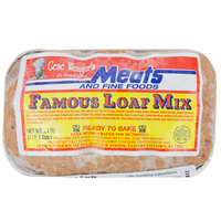 Gene Wenger 1.5 lb. Small Ham Loaf - 12/Case