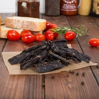 Lancaster County Farms Maple and Pepper Flavor Beef Jerky Strips - 3 oz.