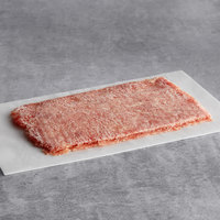 Hometown Pride 3 oz. Chunked and Formed Choice Beef Sandwich Slices - 10 lb.