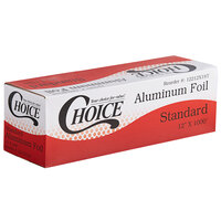 Choice 12 inch x 1000' Food Service Standard Aluminum Foil Roll