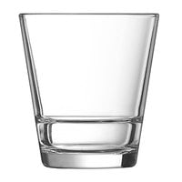 Arcoroc J0317 Stack Up 8.75 oz. Rocks / Old Fashioned Glass by Arc Cardinal - 24/Case